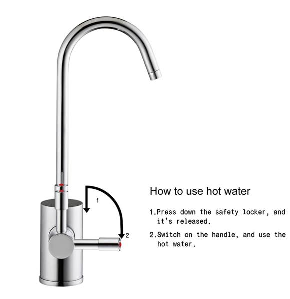 Instant Hot Water Dispenser - Diana Manufacturer